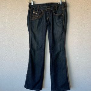 DIESEL RYOTH JEANS 28X34 LONG (actual 32x33)